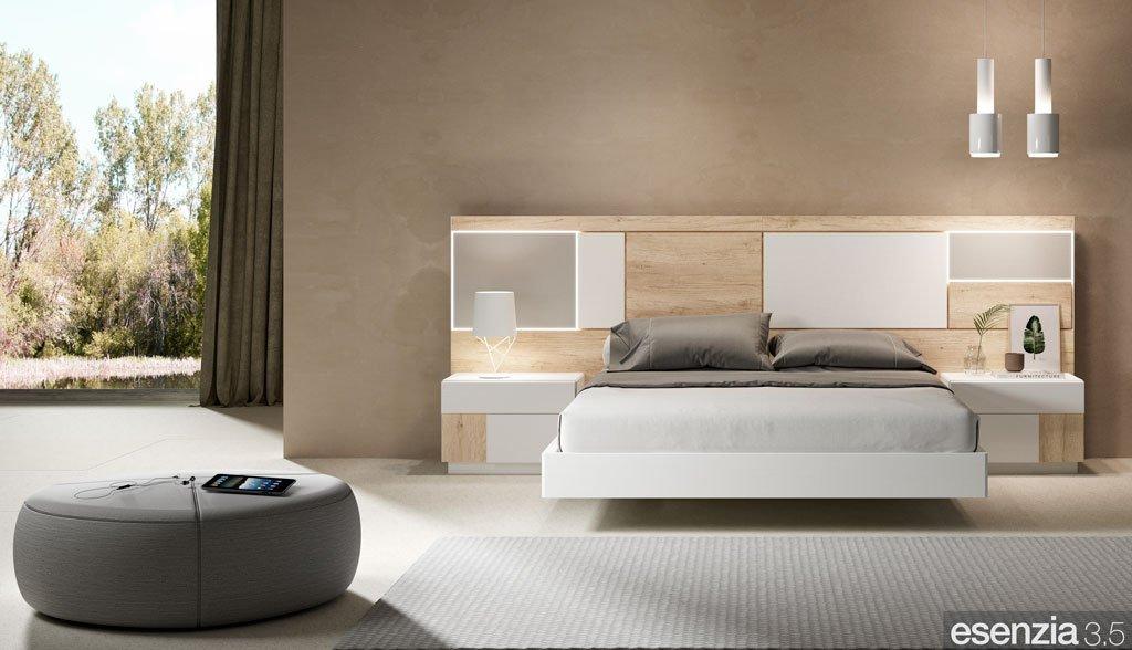 dormitorio-moderno-con-aro-cama-flotante-modelo-vita-101